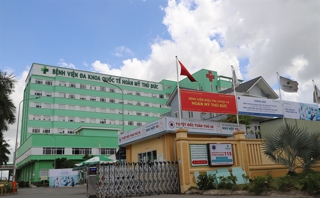 Bệnh viện tư nhân tham gia điều trị Covid-19
