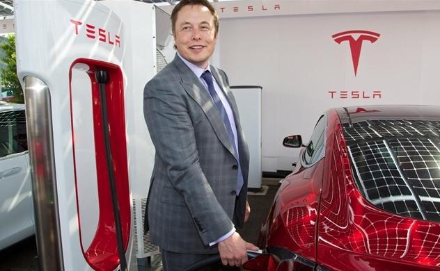 Tesla sẽ xây trạm sạc cho tất cả các loại xe điện trên thế giới