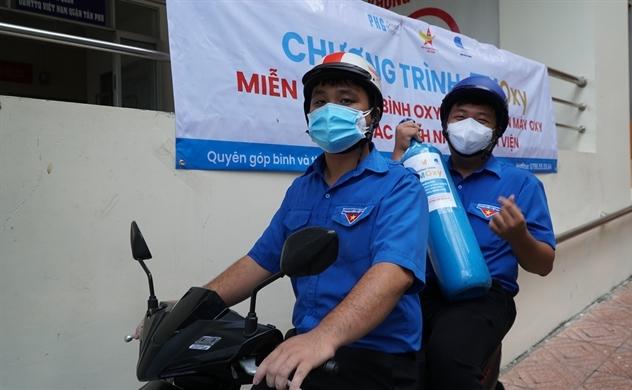 ATM oxy miễn phí hỗ trợ người dân và bệnh viện