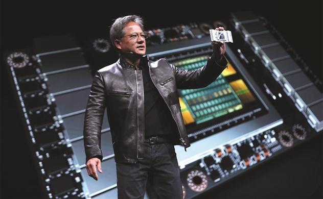 Canh bạc lớn của ông chủ Nvidia