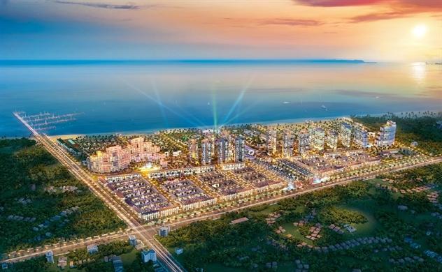 Thanh Long Bay –