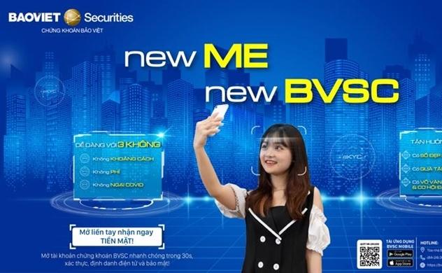 Chứng khoán Bảo Việt ra mắt dịch vụ mở tài khoản trực tuyến eKYC