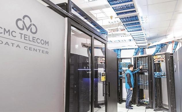 Data Center xù xì nhưng xông xênh
