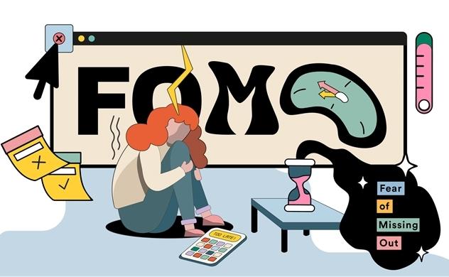 Bí quyết để tránh FOMO khi đầu tư