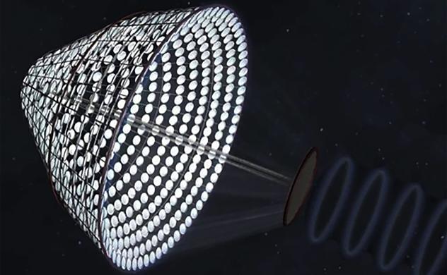 Trung Quốc đặt mục tiêu sử dụng trạm năng lượng mặt trời trên không gian