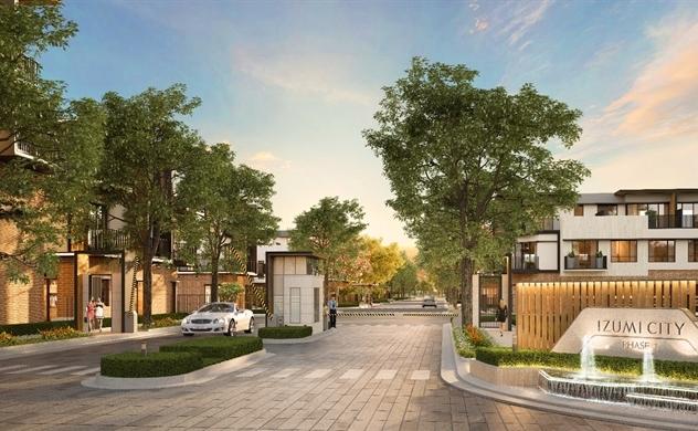 Nam Long đồng hành cùng Hankyu Hanshin Properties Corp Nhật Bản phát triển dự án Izumi City