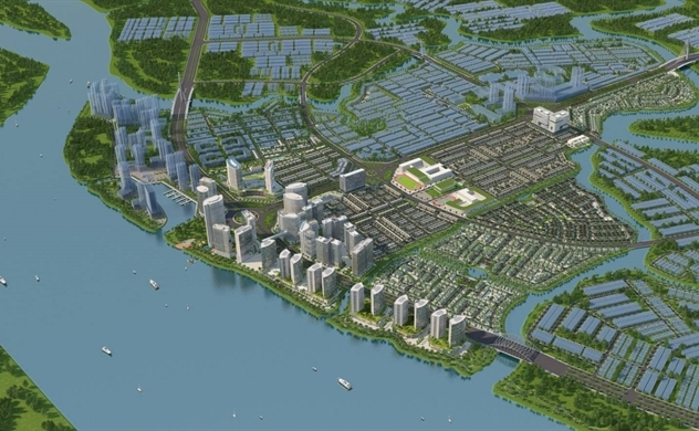 Nam Long partners with Hankyu Hanshin Properties Corp to build $814-million city in Dong Nai