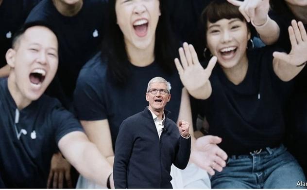 """Thành bại của Apple trong """"triều đại Tim Cook"""""""