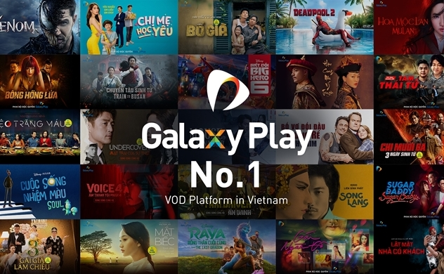 Ngàn ưu đãi chỉ từ 1K, thỏa thích luyện phim tại gia cùng Galaxy Play và ví điện tử ShopeePay