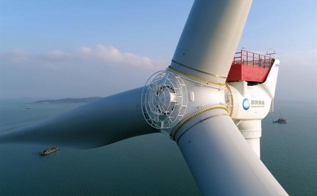 Công ty Trung Quốc phát triển turbine gió lớn nhất thế giới