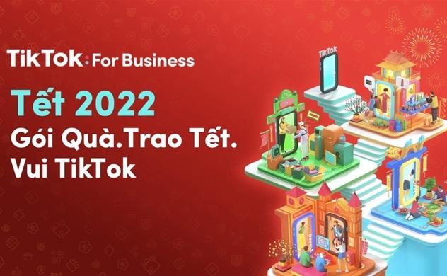 TikTok lan tỏa xu hướng mua sắm trong dịp Tết 2022