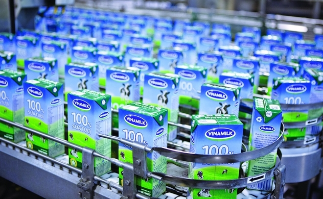 Vinamilk xuất khẩu sữa sang Philippines