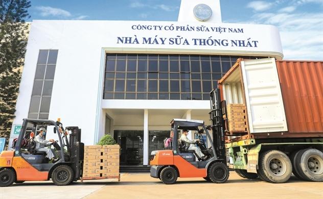 Công ty Cổ phần Sữa Việt Nam lập vị thế cho sữa Việt