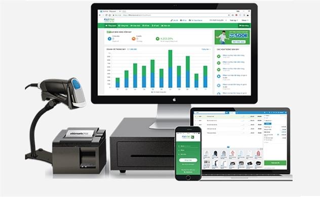 Phần mềm quản lý bán hàng KiotViet gọi vốn thành công 45 triệu USD vòng Series