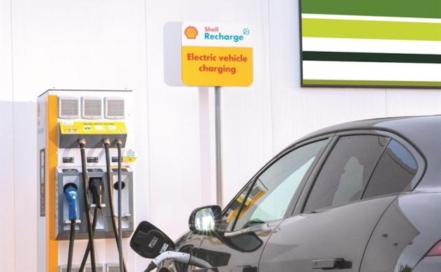Shell đặt mục tiêu lắp 50.000 trạm sạc xe điện tới năm 2025