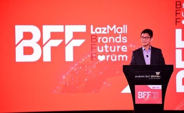 Diễn đàn Tương lai thương hiệu LazMall của Lazada 2021