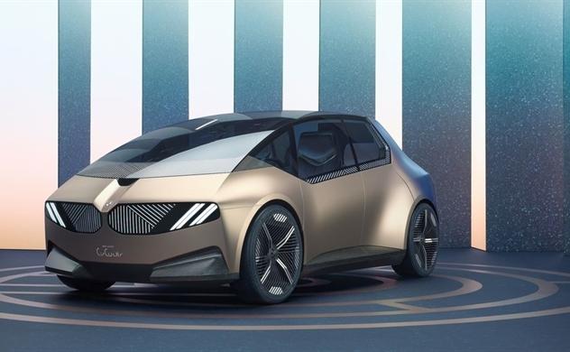 BMW giới thiệu mẫu ô tô điện sử dụng vật liệu tái chế