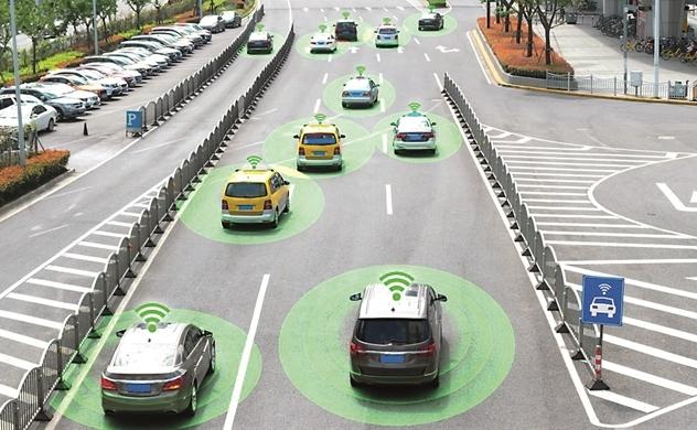 Smart car trong Smart city