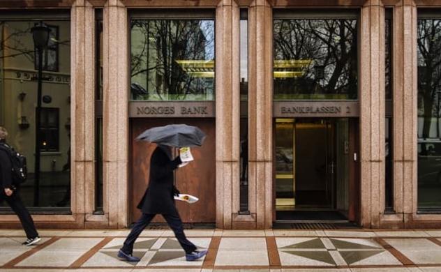 Ngân hàng trung ương đầu tiên ở các nước phát triển tăng lãi suất