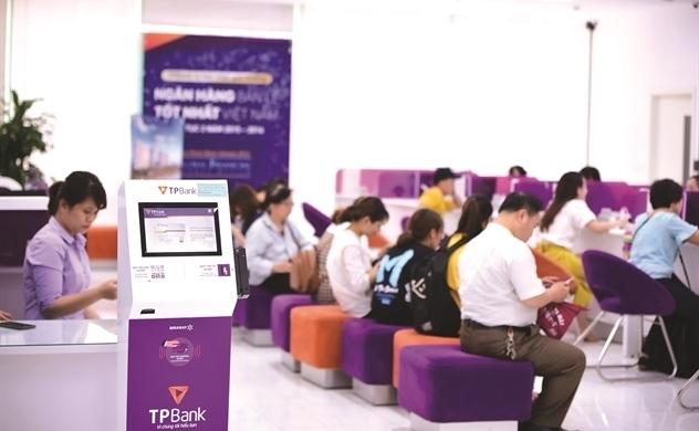 TPBank được cấp room tăng trưởng tín dụng cao nhất ngành