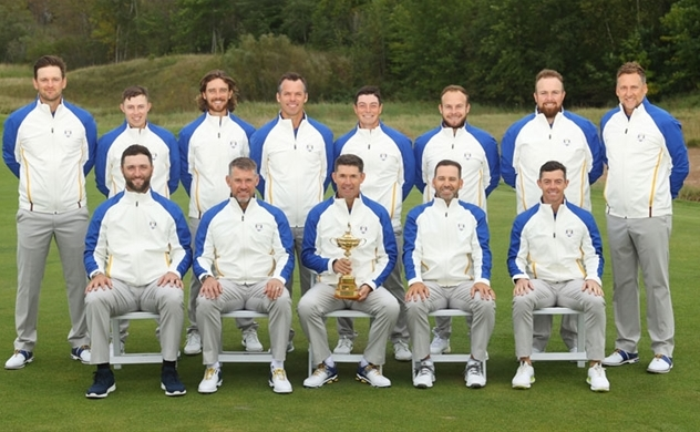 Thời trang xa xỉ của các golf thủ hàng đầu thế giới tại Ryder Cup 2021