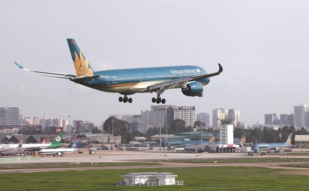 Chuyến bay sớm của cổ phiếu hàng không