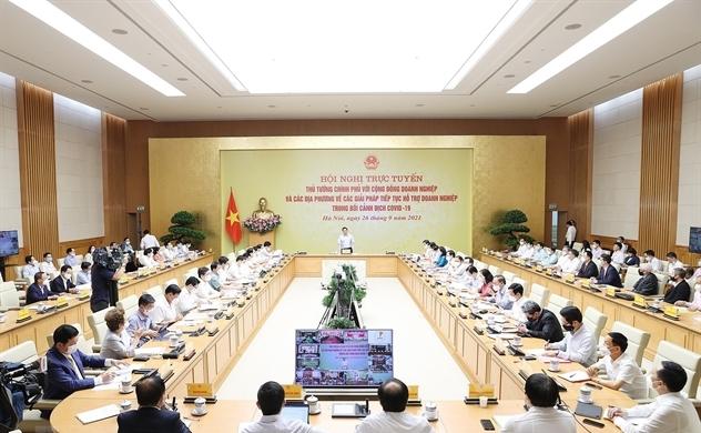 Doanh nghiệp đề nghị được tham gia xây dựng kế hoạch phòng chống dịch bệnh, phục hồi kinh tế