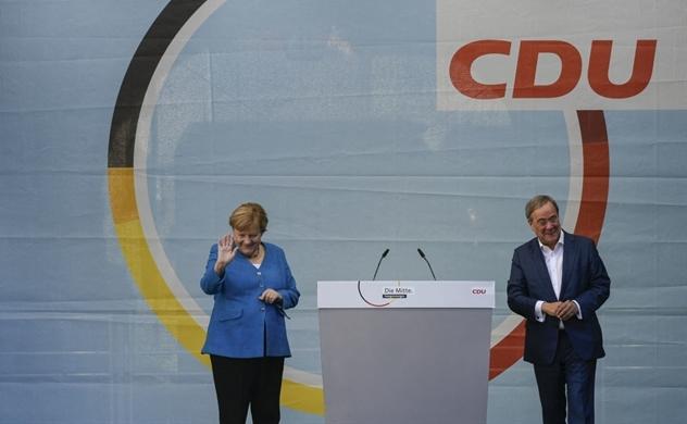 """Đức đang tiến dần đến thời đại """"hậu Merkel"""""""