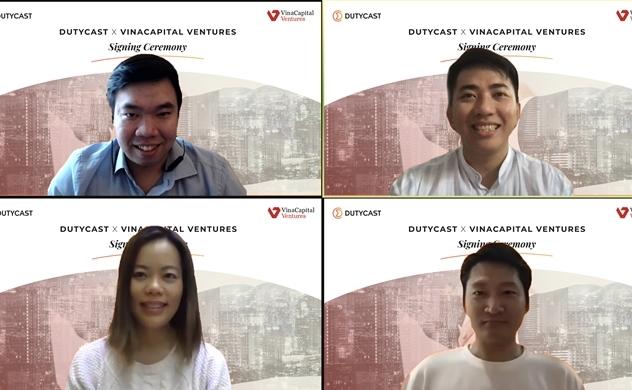 VinaCapital Ventures công bố đầu tư vào Dutycast