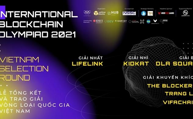 YellowBlocks công bố TOP 6 Đại diện Việt Nam tham dự cuộc thi Olympic Blockchain Quốc tế