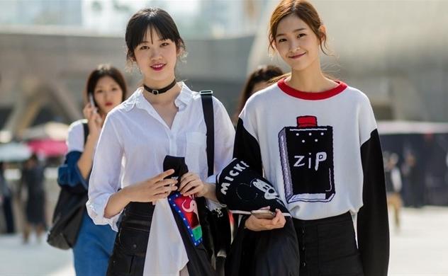 Giới trẻ Hàn Quốc bắt đầu trào lưu