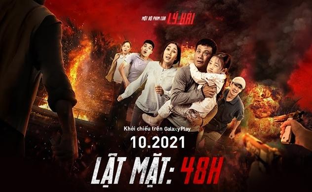 Lật Mặt: 48H ra mắt khán giả xem phim online trên Galaxy Play từ 16/10