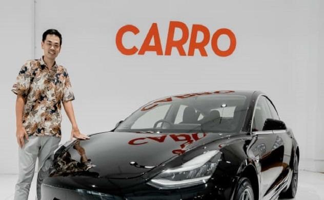 3 người bạn học tạo ra công ty tỉ USD nhờ nền tảng bán ôtô cũ
