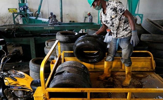 """""""Vàng đen"""" mới tại Nigeria"""