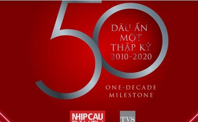 50 Công ty Kinh doanh hiệu quả nhất Việt Nam 2021