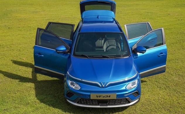 Xe điện VinFast nhận nhiều ngợi khen trong nước và quốc tế
