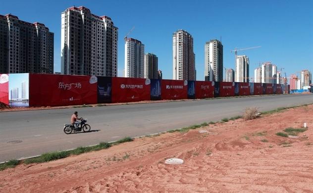 Các thành phố 'ma' ở Trung Quốc có thể chứa toàn bộ người dân nước Pháp