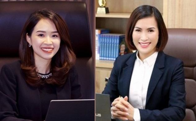 Điểm chung của hai nữ chủ tịch trẻ nhất ngành ngân hàng