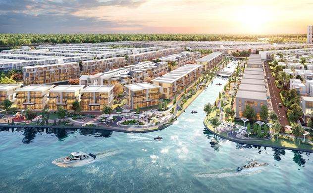Chuỗi tiện ích nâng tầm vị thế và giá trị Aqua City