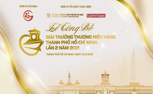 Giải thưởng 'Thương hiệu Vàng TP.HCM' bước sang năm thứ hai trong bối cảnh 'bình thường mới'
