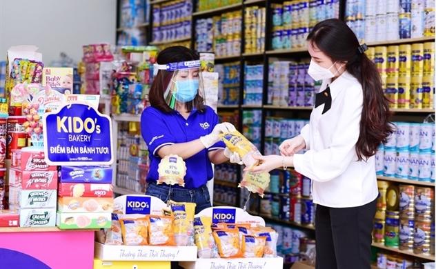 """Kido """"làm mới"""" mình sau 6 năm trở lại thị trường bánh kẹo"""