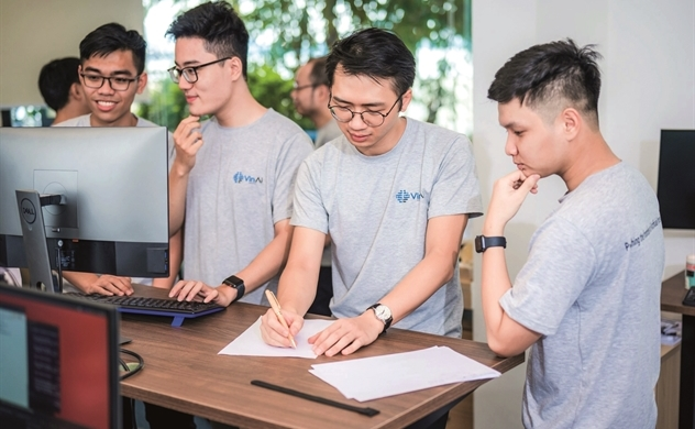 Nhân sự A.I chìa khóa cho Việt Nam