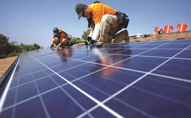 Năng lượng tái tạo hút vốn đầu tư