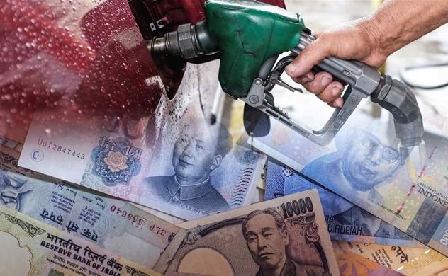 Chi phí nhiên liệu tăng cao gây áp lực lên các đồng tiền châu Á