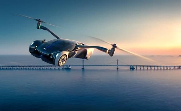 Xpeng giới thiệu xe ô tô bay, có thể thương mại vào năm 2024