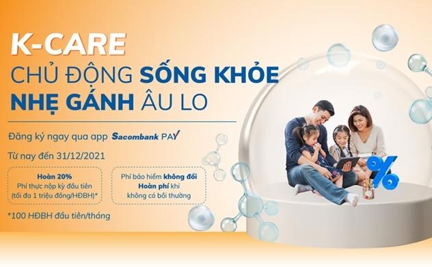 Dai-ichi Life Việt Nam và Sacombank giới thiệu K-Care Bảo hiểm Bệnh Ung thư