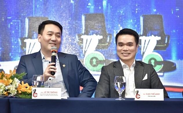 CEO PNJ Lê Trí Thông:
