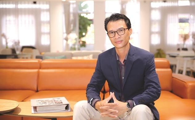 Ông Vũ Tiến Thập, CEO Công ty Cổ phần D'Furni: Đi ra quốc tế và mở trung tâm bán sỉ trong đại dịch