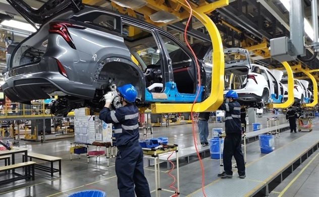 Sự thiếu hụt magie ở Trung Quốc đe dọa ngành công nghiệp xe hơi toàn cầu